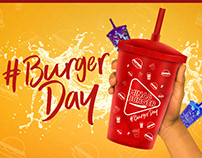 #BURGER DAY - MINAS BURGER