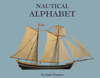 Illustration: Nautical Alphabet Book