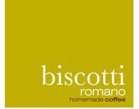 Biscotti Romano Packaging