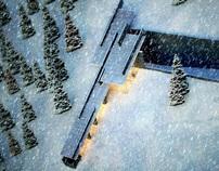 Vermont Ski Chalet