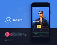 Taqsim - music samples catalog
