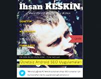 İhsan KESKİN - Wordpress Blog
