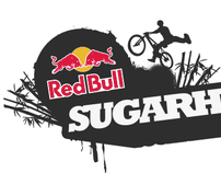 Red Bull SugarHills Project Logo