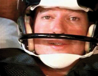 """NFL Kickoff TV :30 """"Kicker"""""""