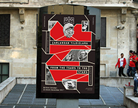 Posters for Pera Museum