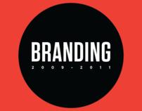 Branding / Logos  ( 2009 - 2011 )