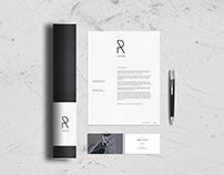 Anna Rusin - logo / identyfikacja