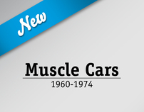 Muscle Cars 1960-1974