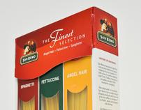 San Remo Pasta Packaging