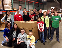 Project Preserve at Second Harvest Food Bank