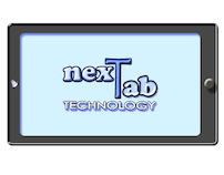 The Logo for nexTab Technology