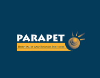 PARAPET HOSPITALITY BUSINESS AND INSTITUTE LOGO