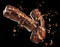 Chocolates Crashing
