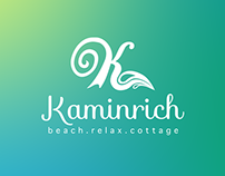 Kaminrich Hotel Branding and Web Design