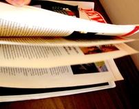 Newsline Magazine Redesign