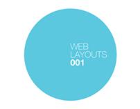 Various Web Layouts 01