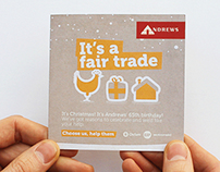 Andrews Estate Agents - It's a fair trade
