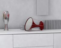 Poirson Lamp