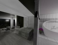 Boutique Hotel Bedroom 1