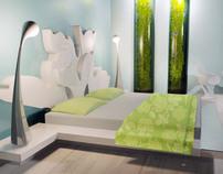 Boutique Hotel Bedroom 2