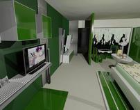 Boutique Hotel Bedroom 3