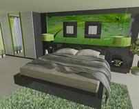 Boutique Hotel Bedroom 4