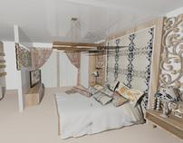 Boutique Hotel Bedroom 5
