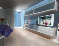 Boutique Hotel Bedroom 6