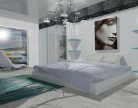 Boutique Hotel Bedroom 7