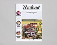 "Magazin ""Neuland"" - Nachhaltigkeit"