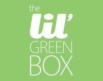 The lil' green box
