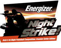 Energizer Night Strike logo