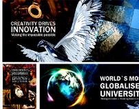 Building Wrap - Limkokwing University - Malaysia
