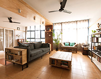 The Rustic Home, Bangalore