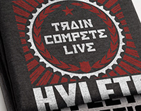 Hylete Early Fall 2018 Apparel Designs