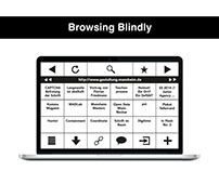 Browsing Blindly