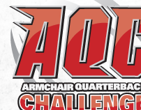 Armchair Quarterback Challenge Contest Logo
