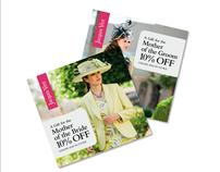 Jacques Vert Plc - Jacques Vert promotional material