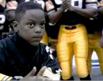 "NFL Feel The Power TV Bumper :10 ""Tee Boy"""