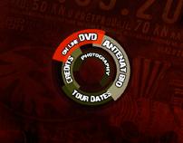 Antenat online DVD