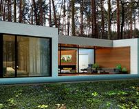 The house is 290 m2. Irpen, Kiev region
