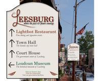 Historic Leesburg Rebrand