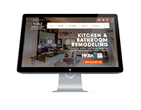 Noble Kitchen's Mock-up