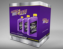 Royal Purple - Packaging Proposal