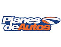 Isologotipo planes de autos
