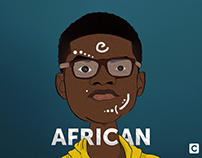 19 Years Old African.