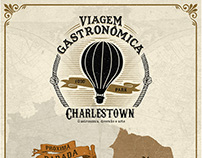 Viagem Gastronômica Charlestown