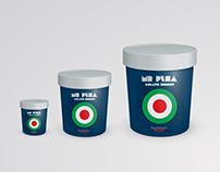 Gelato Branding Design