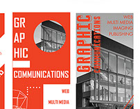Graphic Communications Banner Ideas