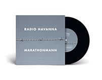 Radio Havanna / Marathonmann Spilt EP Artwork